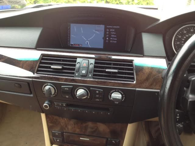 Latest 2018-1 Sat Nav Update for BMW PREMIUM Navigation